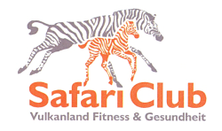 Logo Safari Club für Aqua Fitness Kurs